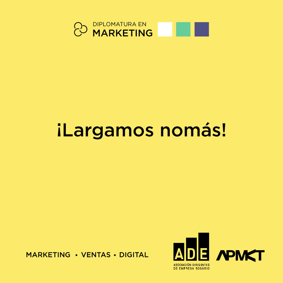 Diplomatura en Marketing